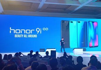 Honor 9i, Smartphone Kekinian dan Tangguh dengan Harga Rp.2,6 juta