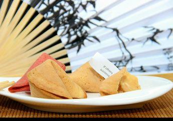 Fortune Cookie yang Dikenal dari Tiongkok, Awalnya dari Jepang, lo!