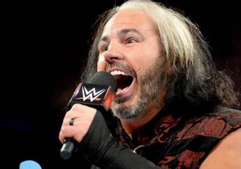 Ingin Nikmati Waktu Bareng Keluarga, Matt Hardy Resmi Pensiun dari WWE