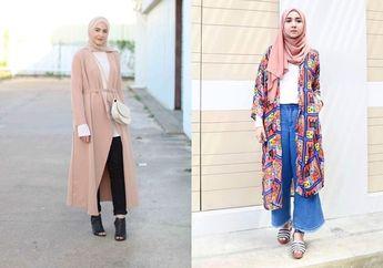 Inspirasi Mix and Match Outer Hijab di Bawah 300 Ribu Rupiah Biar Gayamu Makin Modis!