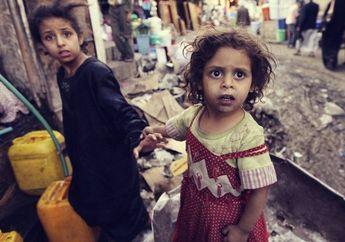 Hanya Makan Daun Sepanjang Tahun, Anak-Anak Kecil Di Desa Ini Punya Tubuh yang Bikin Bulu Kuduk Merinding