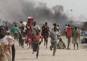 Ngeri, Tentara Sudan Selatan Dilaporkan Bakar Warga Hidup-hidup, Perkosa Wanita, dan Pukuli Anak-anak