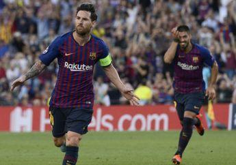 Ini 5 Capaian yang Diraih Lionel Messi pada Matchday 1 Liga Champions