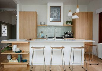 Anti Kecelakan, Inilah 5 Material Lantai yang Aman untuk Dapur