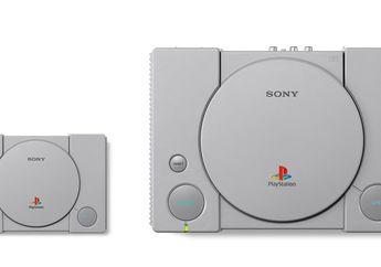 Perbedaan Konsol Playstation Classic dengan Playstation 1 yang Jadul