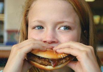 Waspada, Kolesterol Tinggi Mengintai Si Kecil yang Doyan Junk Food