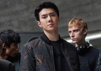 Wow! Sehun EXO Jadi Wajah Baru Brand Fashion Ermenegildo Zegna
