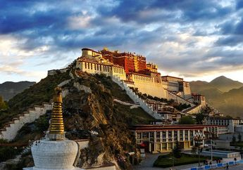 Akibat Perubahan Iklim, Suhu di Dataran Tinggi Tibet Meningkat