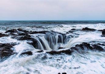 Sumur Thor Terlihat Seperti Menguras Lautan, Bagaimana Bisa?