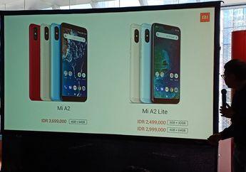 Netizen Motret dengan Kamera Xiaomi Mi A2, Begini Hasil Fotonya