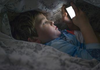 Aktif Menggunakan Media Sosial, Gangguan Tidur Mengintai Remaja