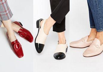 Tips Pilih Flat Shoes Agar Tumit Tidak Mudah Lecet, Kamu Wajib Tahu!