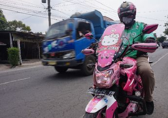 Sempat Malu dan Dicemooh, Ketut Bunny Kini Bangga Menjadi 'Ayah Hello Kitty Pink'