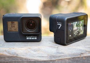 Kini Kamera GoPro Hero 7 Black Gunakan Fitur Anti-guncangan Terbaru