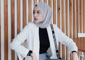 Tiru Penampilan Elegan Selebgram Aghnia Punjabi dengan Pilihan Blazer dan Stripe Pants Harga Terjangkau!