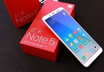 Ini Baru Berita Bahagia, Harga Xiaomi Redmi Note 5 Turun Banyak