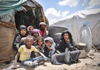 Cerita Pilu Dari Orang-orang di Daerah Berkonflik yang Terpaksa Tinggal di Reruntuhan