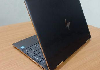 HP Spectre x360 13-ae0xx: Laptop Convertible Untuk Kerja dan Hiburan