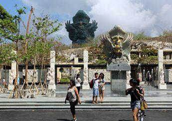 Tak Hanya Patung, Ini 3 Fasilitas Menyenangkan di Garuda Wisnu Kencana Cultural Park