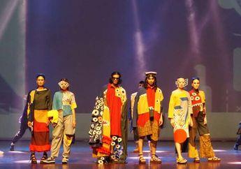 Institut Kesenian Jakarta Tampilkan Karya Bertema Exubrant di Ajang Cikini Fashion Festival 2018