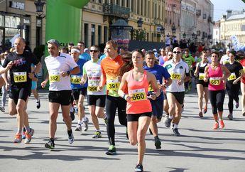 Selain untuk Kesehatan Mental, Ini Manfaat Lain Dari Lari Maraton