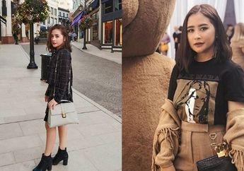 Tiru Gaya Prilly Latuconsina Saat Liburan Pakai Referensi Fashion Item Terjangkau