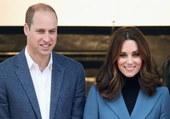 Diputusin Lewat Telepon, Ini 8 Fakta Pangeran William dan Kate Middleton Saat Pacaran Putus-Nyambung
