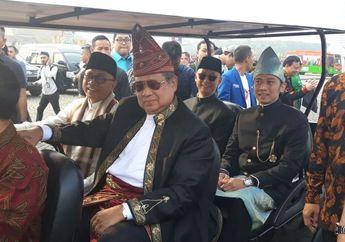 Begini Tampilan Rumah Mewah SBY yang Walk Out Saat Kampanye Damai