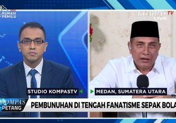 Viral Reaksi Ketum PSSI Edy Rahmayadi, Intip PSSI House di Kemang