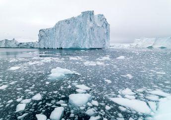 Suhu Semakin Meningkat, Lapisan Es Terbesar di Bumi Terancam Mencair