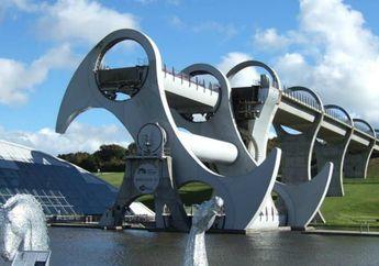 5 Desain Lift Paling Menakjubkan di Dunia, Ada yang Seperti Aquarium!