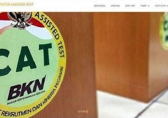 CPNS Resmi Dibuka, BKN Adakan Simulasi CAT Gratis di Jakarta, Catat Tanggalnya!