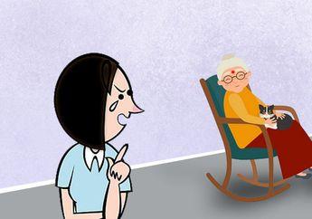 Tinggal Bersama Mertua Berisiko Bikin Stres, Lakukan 5 Cara Ini Agar Akur!