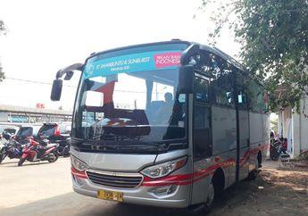 Pekan Raya Indonesia Sediakan Shuttle Bus Dari Stasiun Ke ICE BSD