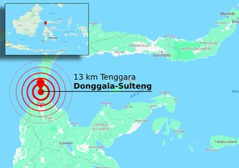 Tower Air Traffic Control Bandara Palu Rubuh, Seorang Petugas Terluka dan Komunikasi Bandara Terputus