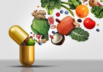 Fungsi Antioksidan, Salah Satunya Usir Radikal Bebas dari Tubuh!