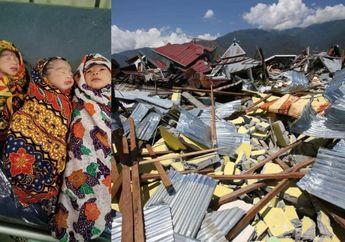 Di Tengah Duka Gempa Tsunami Palu, Seorang Ibu Lahirkan Bayi Kembar Tiga!