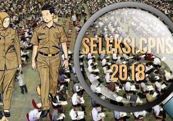Pengumuman Seleksi Administrasi CPNS 2018 Sudah Dimulai, BKN Beberkan Kisi-kisi Tes Seleksi Kompetensi Dasar (SKD)