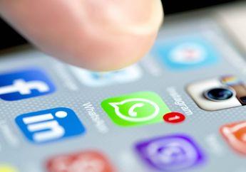 Mulai Hari Ini, Forward Pesan WhatsApp Maksimal hanya 5 Kali