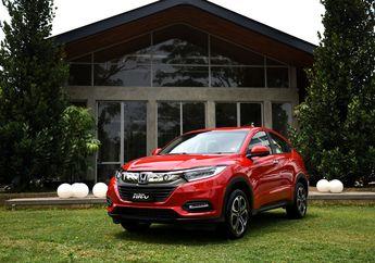 Honda HR-V Jadi Kontributor Penjualan Honda Terbesar Bulan September
