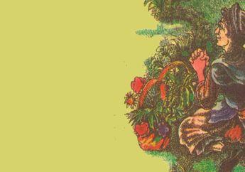 Nenek Penjual Bunga