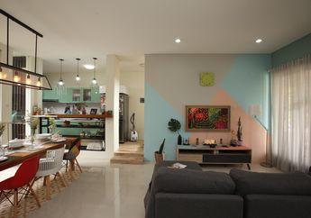 Inspirasi Desain Rumah Penuh Warna, Asyik Buat Kumpul Keluarga!