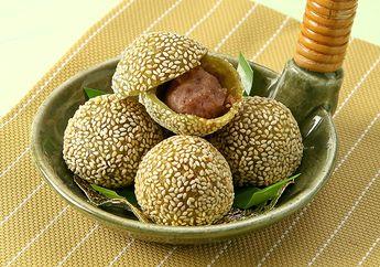 Onde-Onde Kacang Merah, Variasi Camilan Tradisional yang Selalu Ditunggu