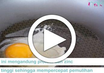 [VIDEO] 5 Makanan yang Sebaiknya Dikonsumsi Pasca Persalinan Sesar