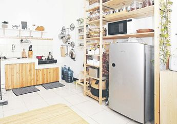 Agar Tak Keliru, Sebelum Desain Dapur Pahami Dulu Fungsinya, yuk!