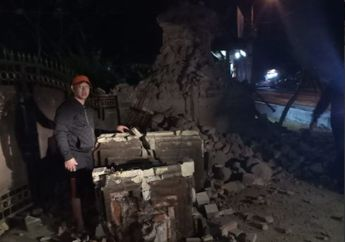 Gempa Situbondo, Korban Meninggal 3 Orang, 7 Orang Luka-Luka