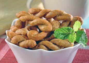 Yuk, Kreasikan Untir-Untir Kacang Moka, Sajian Sederhana Enak Untuk Teman Ngeteh Sore Nanti