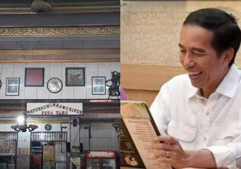 Mengintip Warung Sate Favorit Presiden Jokowi yang Berada di Kawasan Jakarta Timur