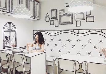 Unik dan Instagramable, Kafe 2 Dimensi Ini Berkonsep Dunia Komik