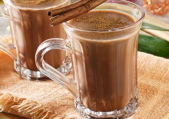 Berikan Kehangatan Malam Ini dengan Segelas Cokelat Hangat Berempah